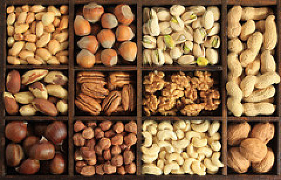 Eating nuts linked to healthier, longer life featured image