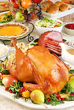 Making peace with holiday buffets featured image