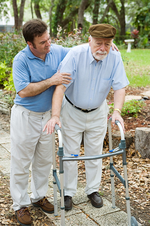 Family-caregiver-old-man