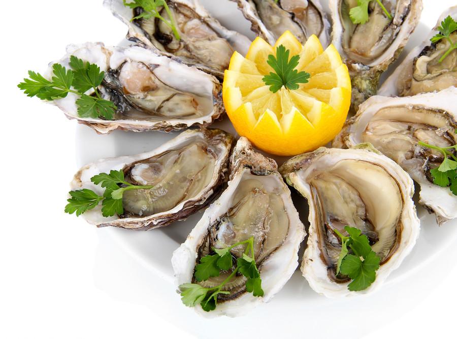 Oysters-shellfish