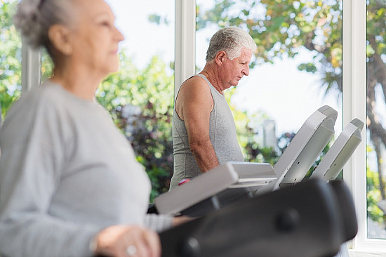 Walking, other exercise helps seniors stay mobile, independent featured image