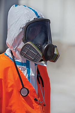 Global cooperation needed to stop the spread of Ebola virus disease featured image