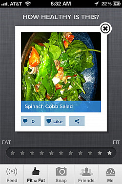 Crowdsourcing app can help users choose healthy foods featured image
