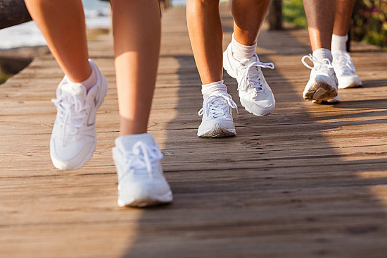 Being part of a walking group yields wide-ranging health benefits featured image