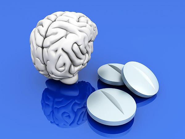 Brain-and-pills