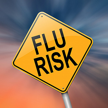 """This year's flu vaccine """"disappointing"""" against main flu virus featured image"""