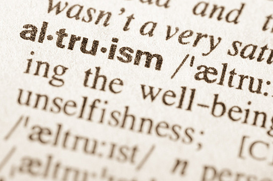 The truth about altruism featured image