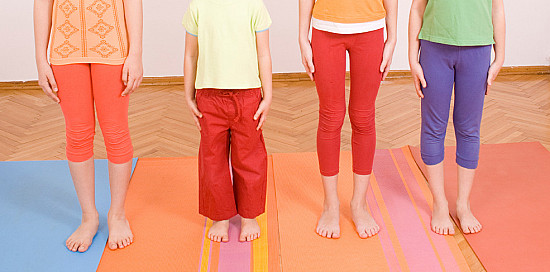 More than just a game: Yoga for school-age children featured image