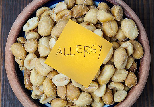 The latest on a simple way to help prevent food allergies in kids featured image