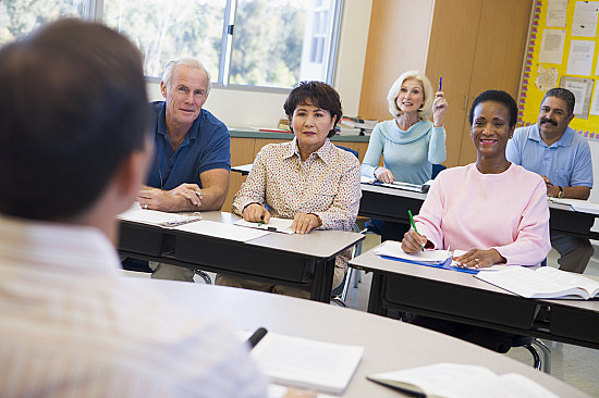 Back to school: Learning a new skill can slow cognitive aging featured image