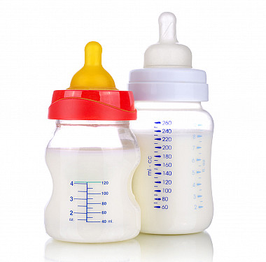 Can super-sizing start with baby bottles? featured image