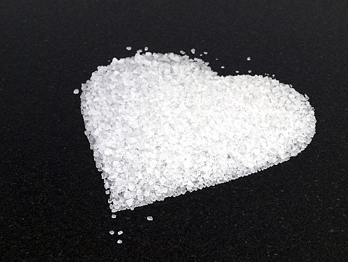 For the good of your heart: Keep holding the salt featured image