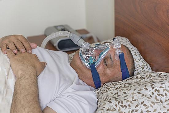 Heart disease, sleep apnea, and the Darth Vader mask too? featured image