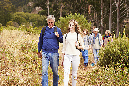 Health benefits of hiking: Raise your heart rate and your mood featured image
