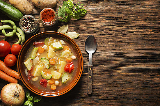 Hot soup in a hurry featured image