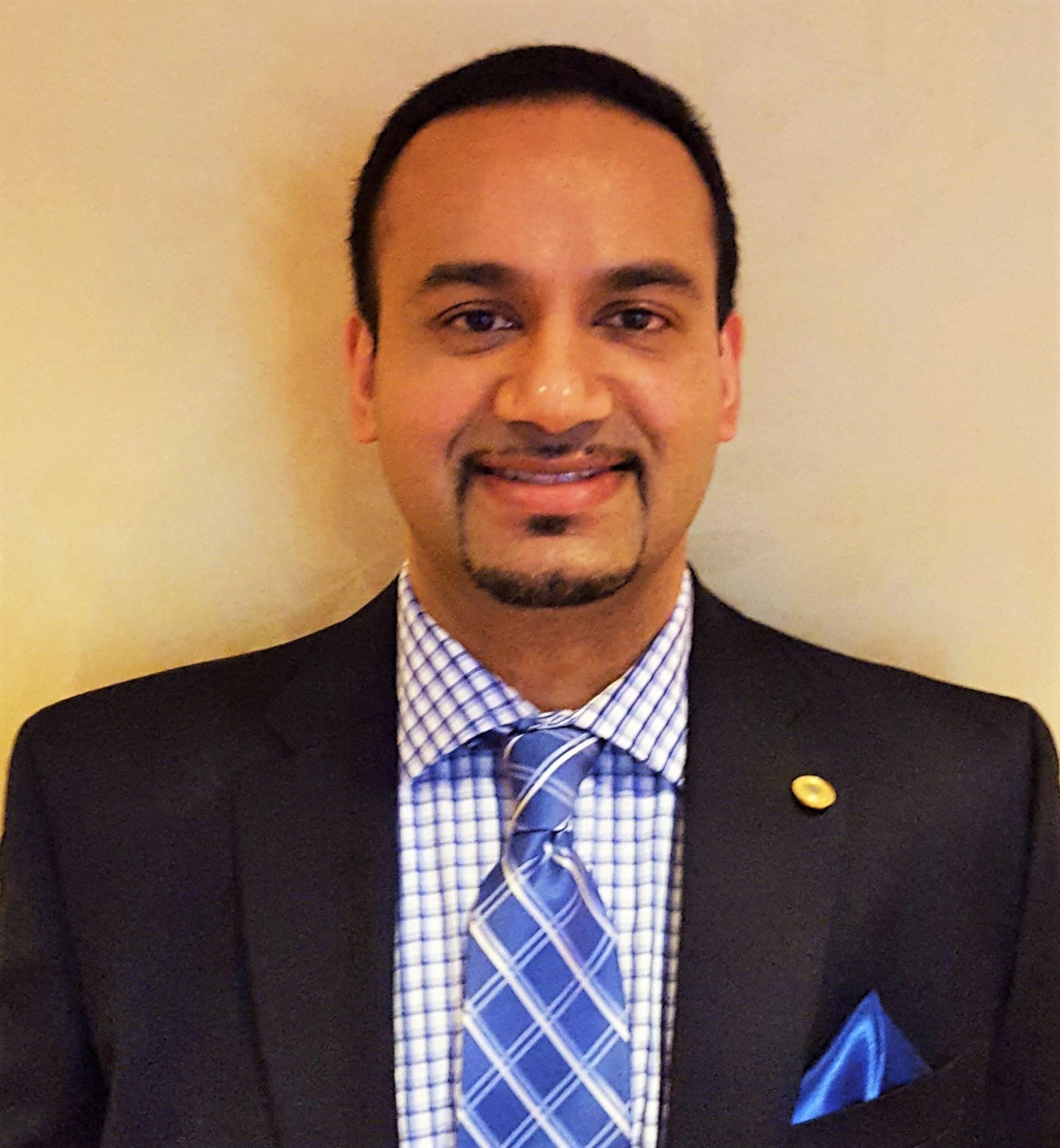 Paul G. Mathew, MD, FAAN, FAHS