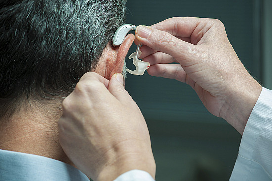 Now hear this, men: Hearing aids can be a life changer featured image