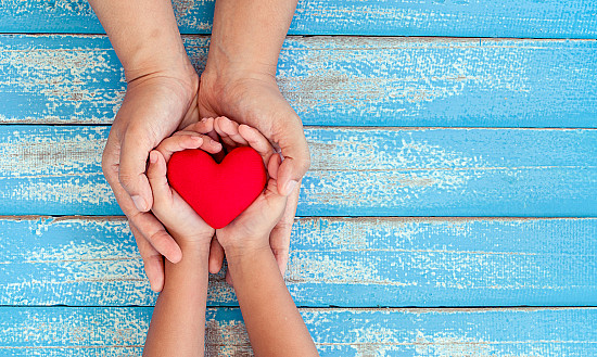 This Valentine's Day, 14 ways parents can show love for their children featured image