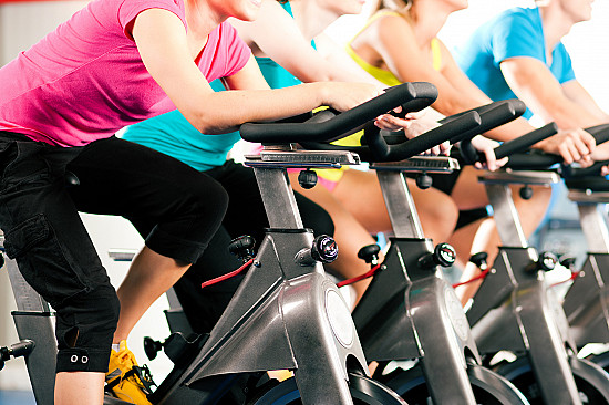 Spinning: Good for the heart and muscles, gentle on joints featured image