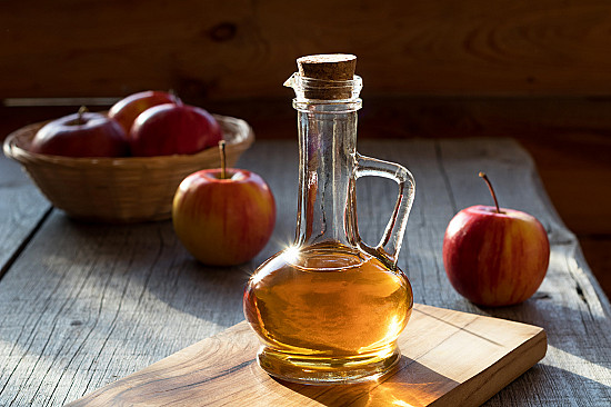 Apple cider vinegar... for heartburn? featured image
