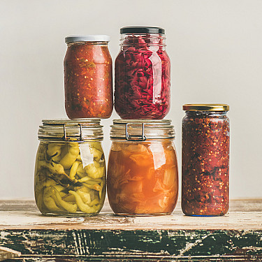 Fermented foods for better gut health featured image