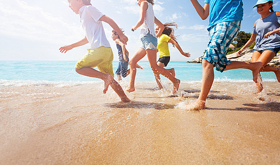How to treat a child's sunburn featured image