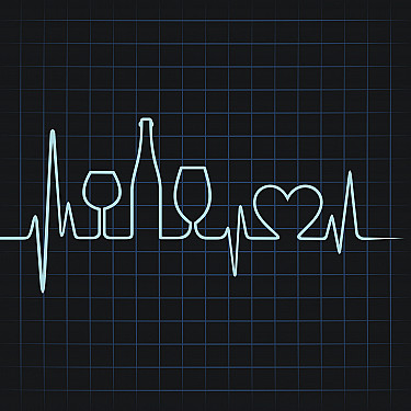 Alcohol and heart health featured image