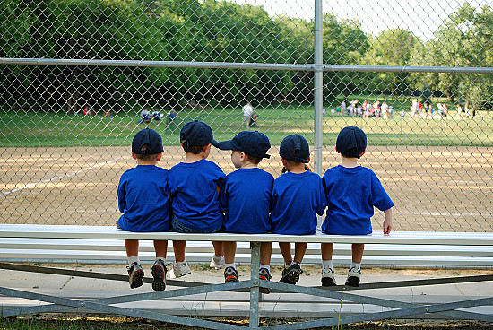 T-ball: The ups and downs, and why it can be worthwhile featured image