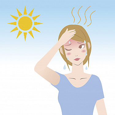 Heat related illness: How to keep your cool featured image