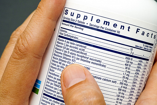 What's in your supplements? featured image