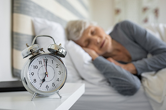 Aging and sleep: Making changes for brain health featured image