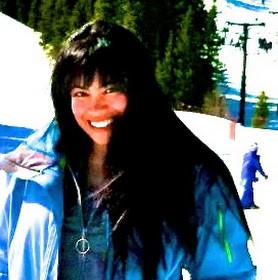 Marwa-Ahmed-Skiing