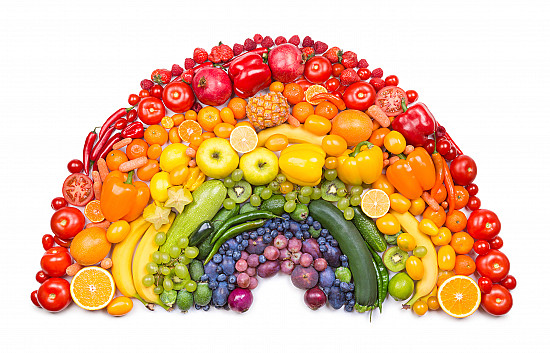 Phytonutrients: Paint your plate with the colors of the rainbow featured image