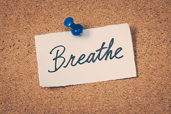 Ease anxiety and stress: Take a (belly) breather featured image