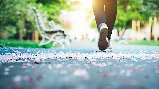 10,000 steps a day — or fewer? featured image